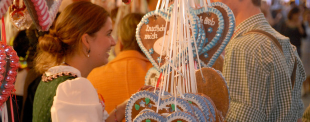 Oktoberfest ginger bread cookies - Tour Oktoberfest with Bavarian Beer Vacations