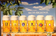 The only six beer tents at Oktoberfest - Bavarian Beer Vacation Tours