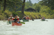 Boat Trip Down the Loisach - Garmisch Summer Festival Package by Bavarian Beer Vacations