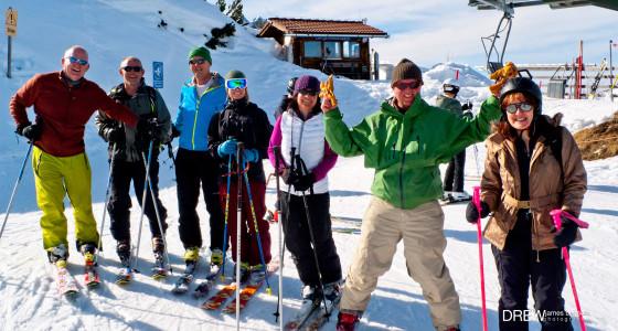 Brit Ski Trip