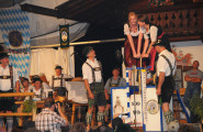 Stone Lifting at Starkbier Festival - Tour by Bavarian Beer Vacations