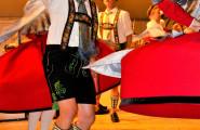 Slap dancing in Garmisch-Partenkirchen