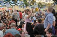 Frueling Fest - Spring Festival in Munich - Little Oktoberfest