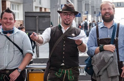 Oktoberfest virtual tour